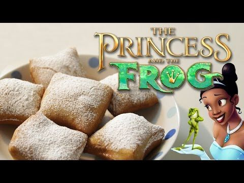 How to Make BEIGNETS from The Princess and The Frog Feast of Fiction S4 Ep5 - YouTube