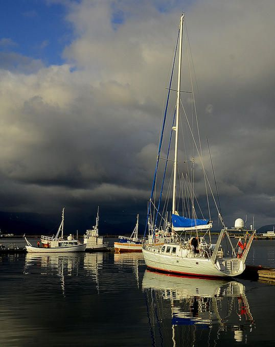 Reykjavik harbour (2): Photo by Photographer John Nell - photo.net