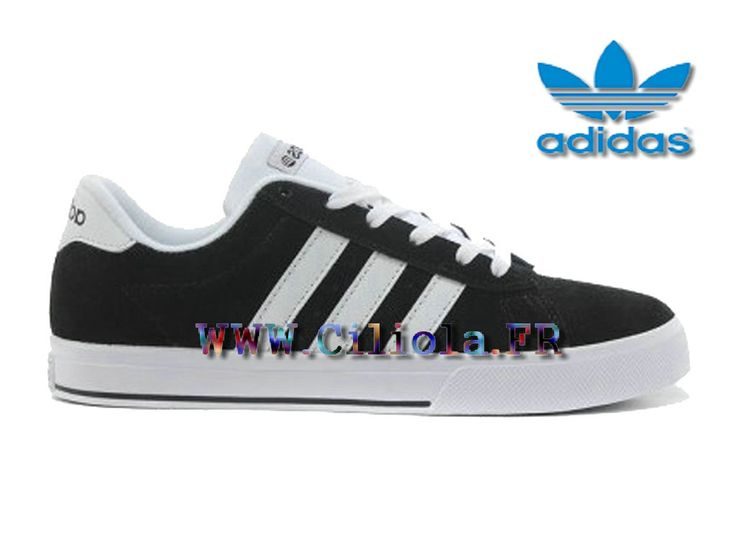 new concept 94c61 06318 Femme Chaussures Adidas Neo Lite Racer BlancNoir. Adidas NEO Daily Vulc -  Chaussure de Moins cher Running HommeFemme Noir Blanc