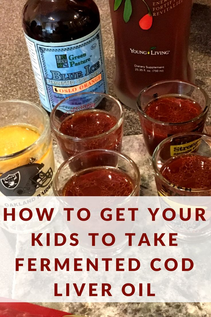 Cod Liver Oil has so many amazing benefits - but it's not the easiest supplement to give to your kids. Here are some great suggestions to help you get your kids to take Fermented Cod Liver Oil.