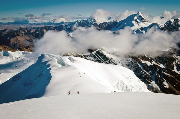 30 Of The World's Most Breathtaking Hiking Trails You Must Visit: Cordillera Apolobamba, Bolivia
