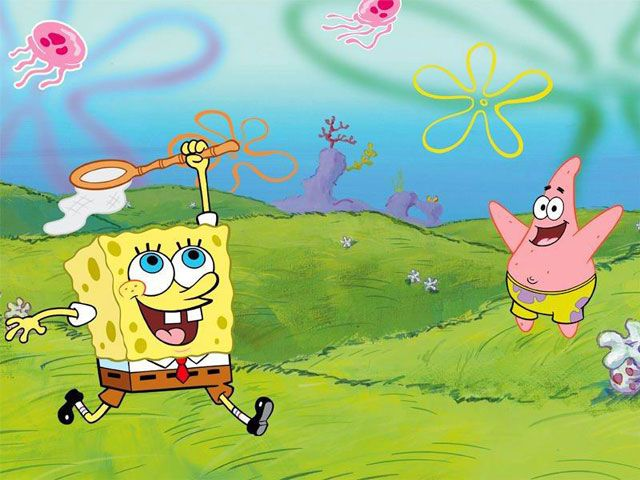Free Screensavers | Free SpongeBob SquarePants Screensaver Download - Free SpongeBob ...