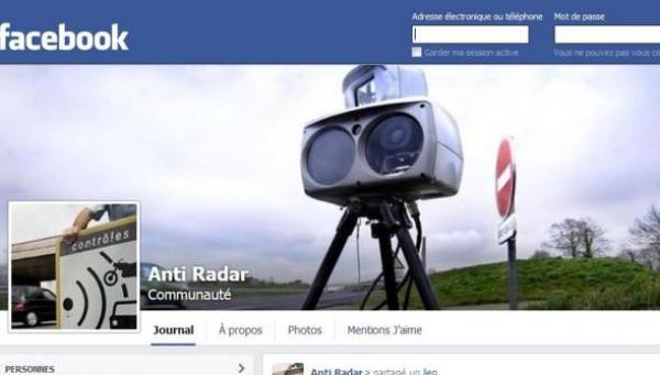 Signaler des radars n'est pas illégal