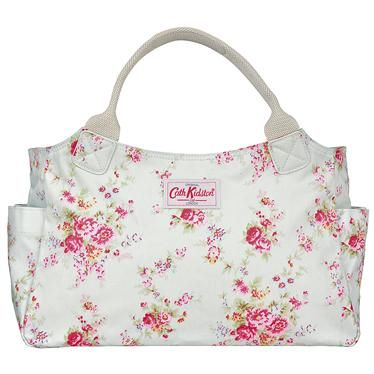 Cath Kidston - Washed Roses Day Bag