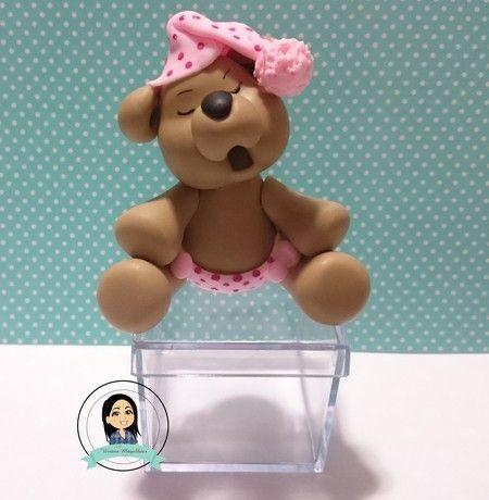 Lembrancinha de Maternidade Baby na Caixinha acrílica
