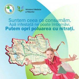 Seminarii EDUCATIE ECOLOGICA dedicate copiilor organizate de Ministerul Mediului si Schimbarilor Climatice in 9 comune din judetul Iasi