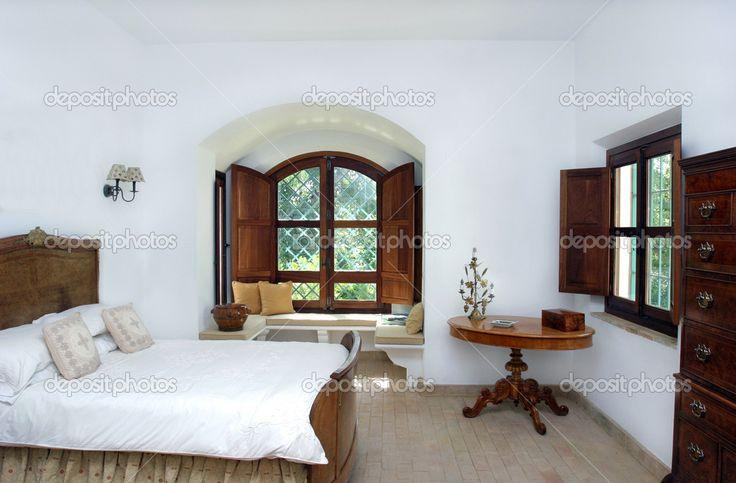 spanish bedroom - Google Search