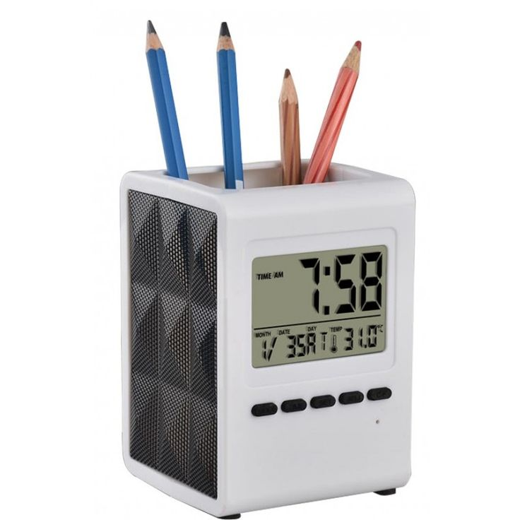 53 best gift article accesories images on pinterest a photo tumbler shape digital clock with temperature display to shop please visit at http negle Choice Image