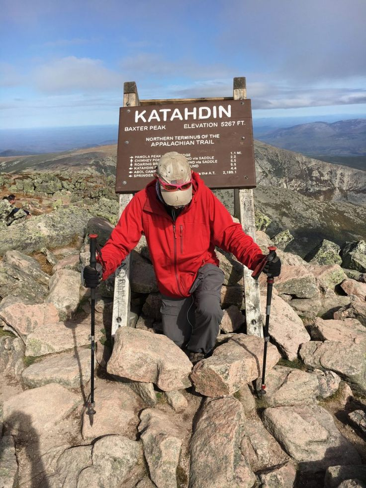 Hiking the Appalachian Trail Against All Odds