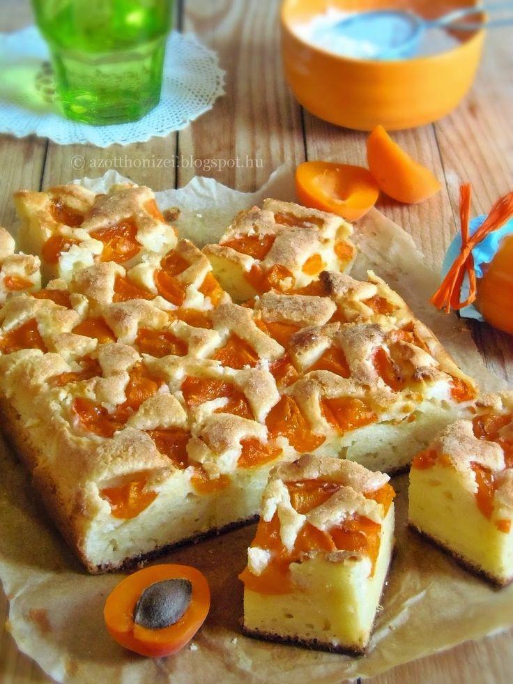 Az otthon ízei: Bögrés sárgabarackos pite