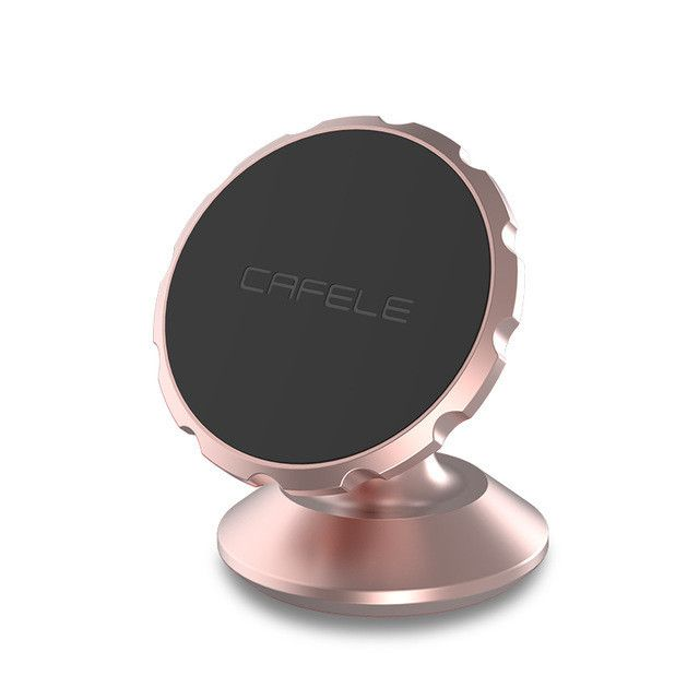CAFELE Universal Car Holder Magnetic Car Mobile Phone Holder 360 Rotating Magnet Car Air Vent Mount holder Mini Holder Stand