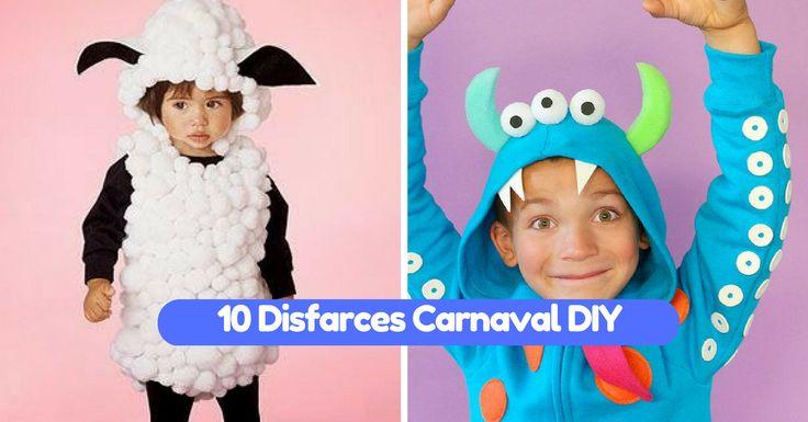 O Carnaval está mesmo a chegar e todos os anos há a mesma preocupação em encontrar a fantasia certa para os mais pequenos. Os temas e modelos são imensos,