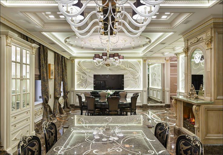 """This apartment became one of the best for 2013 according to the magazine """"the Private Interior in SPb. (Квартира стала одной из лучших за 2013 г. по версии журнала) Частный Интерьер в СПб"""""""