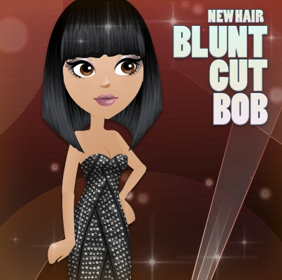 You'll never have a bad hair day with our newest style- the Blunt Cut Bob! Share if you'll be donning this 'do!