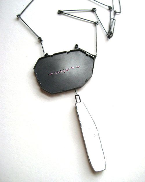 jewelry by Lauren Markley , beautiful structures pieces