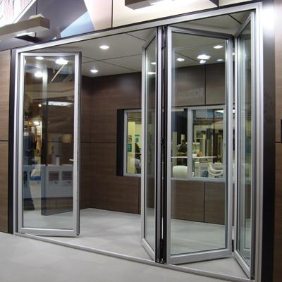 porte fen tre pliante pour une ouverture maximale de la baie achterbouw pinterest glass. Black Bedroom Furniture Sets. Home Design Ideas