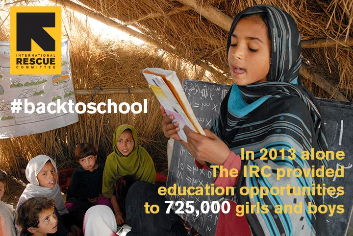 As children head #backtoschool, read more about our work with youth here: bit.ly/1mFDDsu