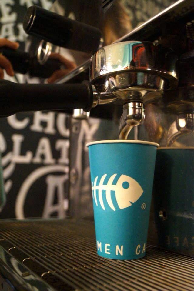 Café  #disfruta #cardumencafe #latte