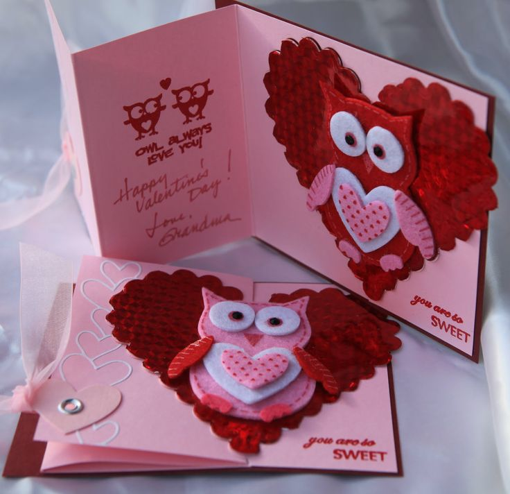 48 best images about Greeting Cards – Valentine Handmade Card Ideas