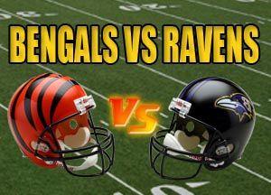 Cincinnati Bengals vs Baltimore Ravens NFL Live Stream