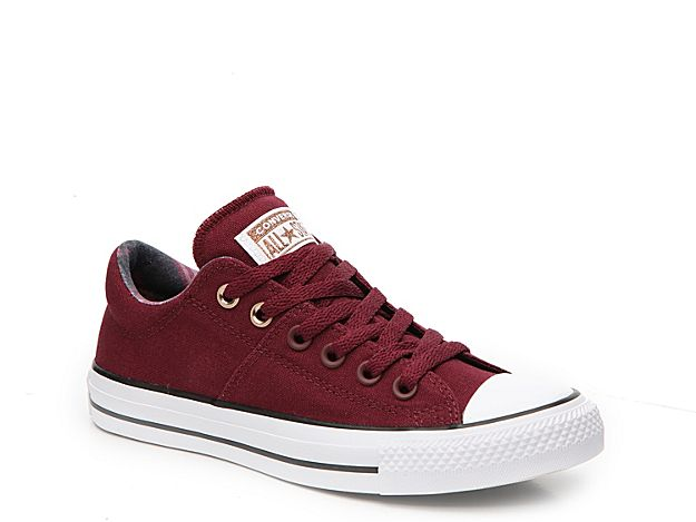 Denso Transparente pacífico  Converse Chuck Taylor All Star Madison Sneaker - Women's | Maroon converse,  Converse shoes womens, Burgundy sneakers