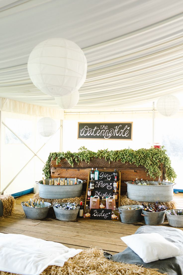 Mike and Jules Relaxed Outdoor Wedding in Cornwall with a Festival Vibe