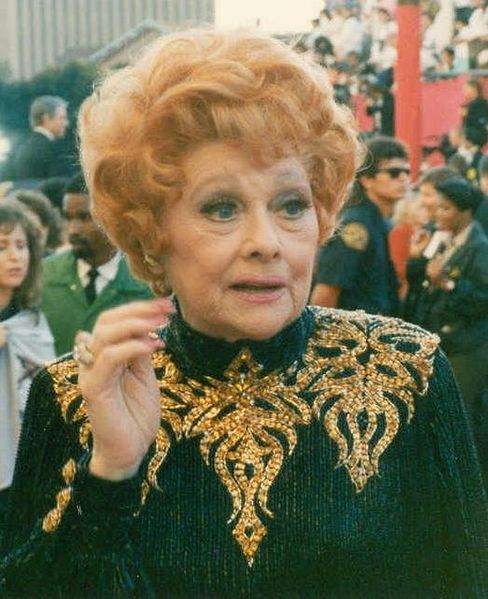 "Lucille Ball -- (1911-1989). Actress/Comedienne/ Model/Film Executive.   She's known for I Love Lucy, The Lucy–Desi Comedy Hour, The Lucy Show, Here's Lucy and Life with Lucy. Movie -- ""Yours, Mine and Ours"" as Helen Brandmeier North Beardsley. She was diagnosed with Dissecting Aortic Aneurysm and Underwent Heart Surgery, Later her Aortic separated and she died."