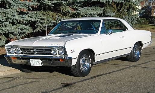 Insurances Quotes For Cars >> custom painted 1967 Chevelle SS | Canadian Classics, Car of the Month - Harvey Lipka | a ...