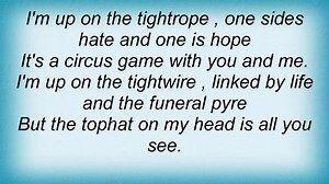 Leon Russell // Tightrope // Song lyrics