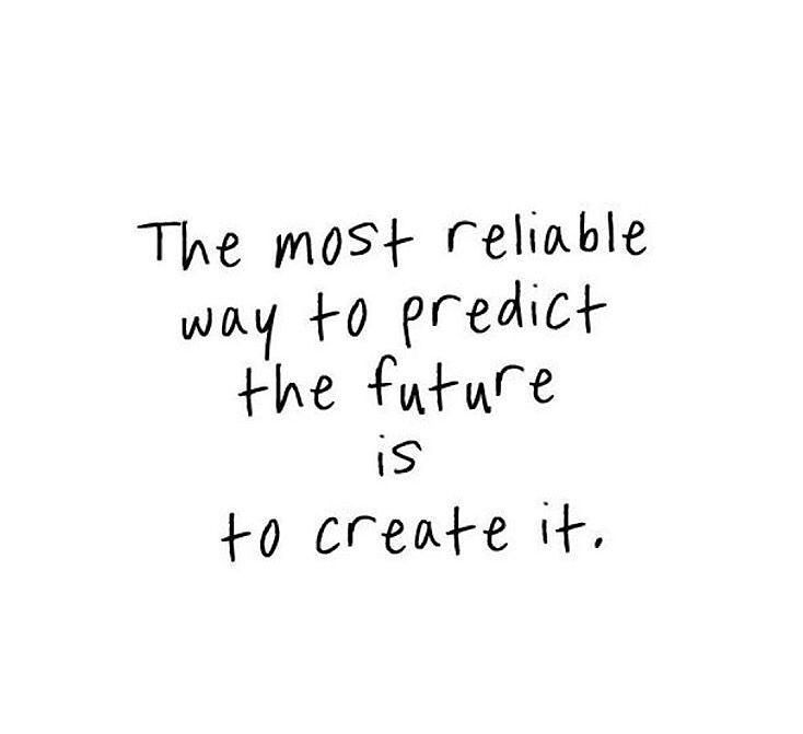 Quotes About The Future And Success: Stop Wishing For A Successful Future And Create It!