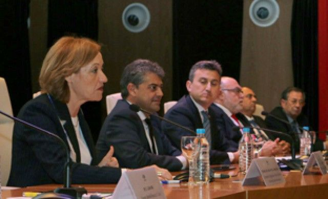 Andalucía apuesta por un grupo presión hortofrutícoladel Mediterráneo pro recursos hídricos