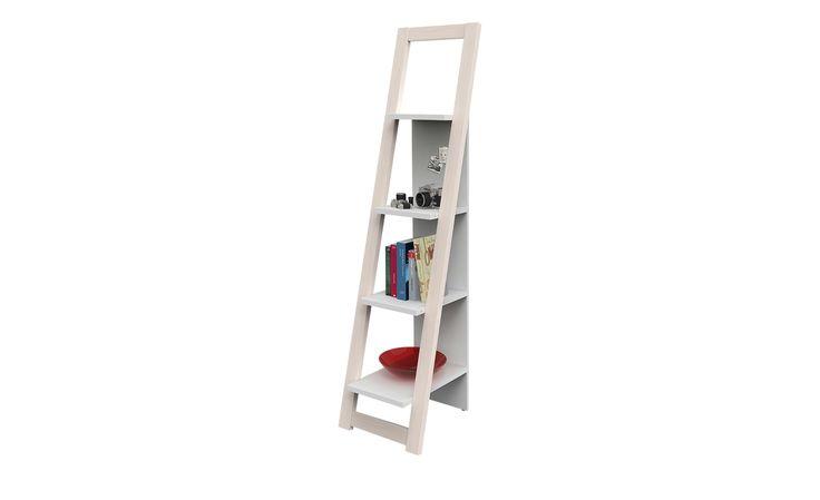 Leiterregal Samu Jetzt bestellen unter: https://moebel.ladendirekt.de/wohnzimmer/regale/einzelregale/?uid=44b2b7c8-9dc4-5c8f-b9ce-17168ddabe3d&utm_source=pinterest&utm_medium=pin&utm_campaign=boards #einzelregale #samu>leiterregal>weiß #wohnzimmer #leiterregal #regale