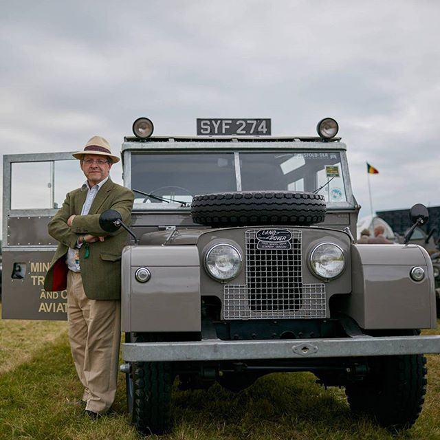 629 Best Images About Land Rover Series On Pinterest