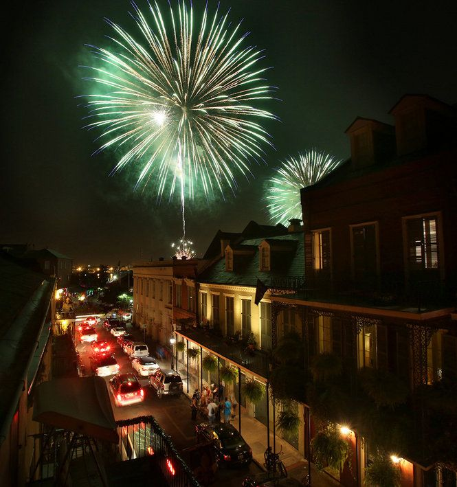 Kicking off the New Year in #NOLA? Here's our tips for celebrating the New Year in the Big Easy!