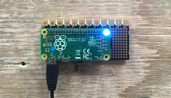 Explore the Pi Cap's features: Check out the audio output as well as the status LED and get started with your #RaspberryPi projects