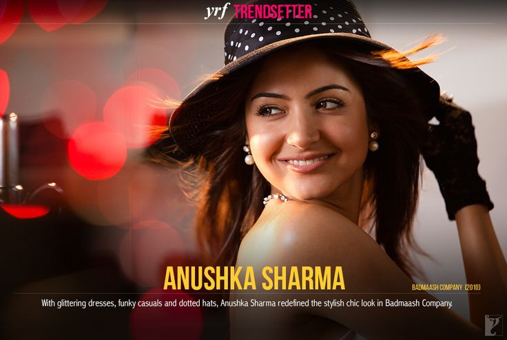 #AnushkaSharma's hot & glamorous avatar in  #BadmaashCompany became a #YRFTrendsetter for today's youth.