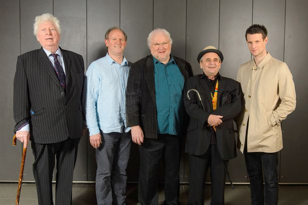 Former Doctor, Colin Baker, blasts BBC for 50th anniversary Day of the Doctor, snub.
