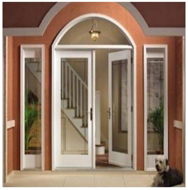 17 mejores ideas sobre puertas de aluminio en pinterest - Modelo de puertas de aluminio ...