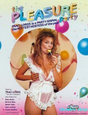 Pleasure Party Movie Poster Puzzle Fun-Size 120 pcs
