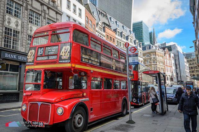 Stefanodav's Shot-Blog: Red Bus... #london