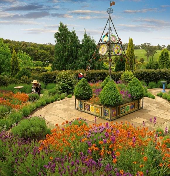 Enchanted Maze Garden Mornington Victoria Australia