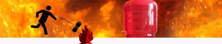 handy throwable fire extinguisher