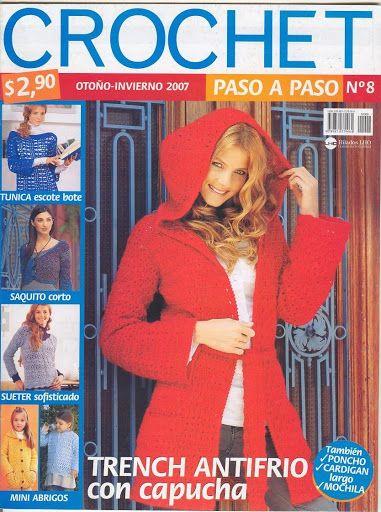 PASO A PASO 2007 Nº8 - Mirar pág 4 y 8