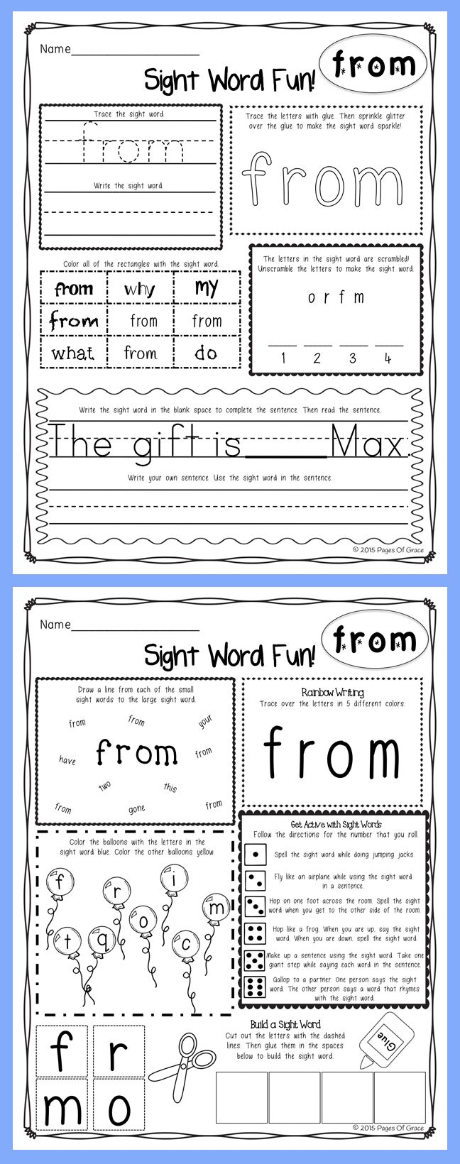 Worksheet 1st 100 Sight Words 17 best ideas about fry words on pinterest sight list activities first 100 words