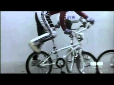 """""""Rad"""" movie scenes Intro HD 'Break The Ice' by John Farnham"""