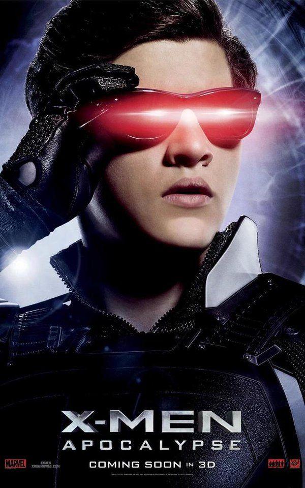 X-MEN APOCALIPSE: Confira todos os posteres individuais lançados essa semana! - Universo X-Men