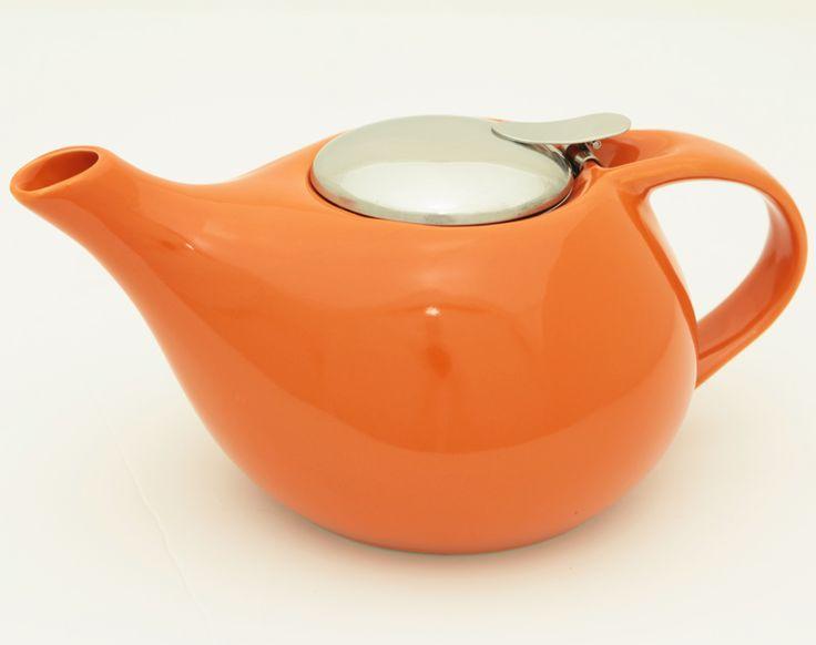 Чайник заварочный Fissman ProfiTea - яркие нотки в чайной церемонии. Объем 750мл. Может быть использован для заварки чая, ароматных трав или, как кофейник. Изготовлен из высококачественной керамики с покрытием из стеклоэмали, не токсичной, без запаха и полностью безопасной для здоровья. Керамические чайники долго со...