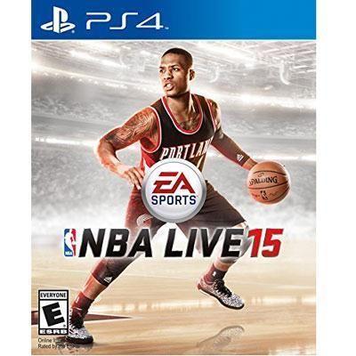 NBA Live 15 PS4 (73309)