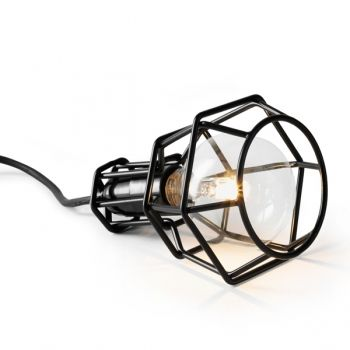 Black Limited Edition Work Lamp by Design House Stockholm. | New ...
