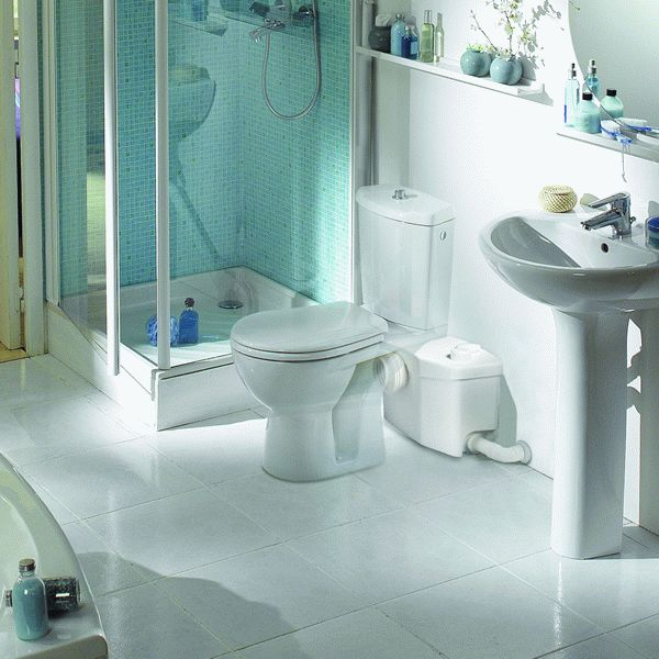 Best 25 upflush toilet ideas on pinterest basement toilet basement renovations and basement Bathroom toilet installation